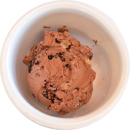 Chocolate Cookie Monster Ice Cream