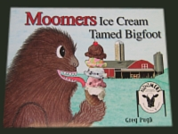 Moomers Ice Cream Tames Bigfoot