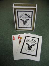 Moomers Playing Cards